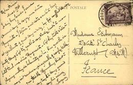 HAÏTI - Affranchissement Plaisant De Port Au Prince Sur Carte Postale En 1934 Pour La France - L 38392 - Haïti