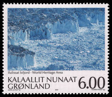 Greenland 2005 Ilulissat Fjord Unmounted Mint. - Greenland