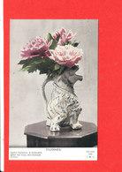 FLEUR PIVOINE Cpa Apres L ' Epreuve Le Triomphe    2335 I M L - Fleurs