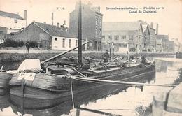 Nr 33 Péniche Sur Le Canal De Charleroi - Anderlecht - Anderlecht