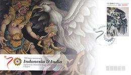 Indonesia - Indonesie New Issue 01-04-2019 (FDC) - Indonesien