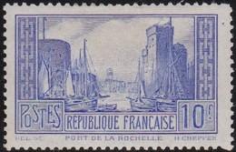 France  .   Yvert  .    261b  (2 Scans)       .   *     .     Neuf Avec Charniere  .  /   .  Mint-hinged - France