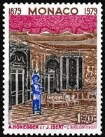 T.-P. Gommé Neuf** - L'Aiglon Opéra D'Arthur Honegger Et Jacques Ibert - N° 1178 (Yvert) - Principauté De Monaco 1979 - Monaco