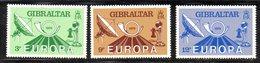 GIBILTERRA 1979 , Serie N. 394/397  MNH  ***  Europa Cept - Gibilterra