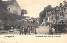 Chaussée De Wavre Avec Le Loozenberg Auderghem Oudergem -NELS Serie 11 Nr 333 - Oudergem - Auderghem