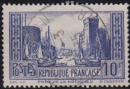 France  .   Yvert  .   261   .   O      .     Oblitéré  .  /   .  Cancelled - France
