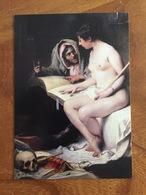 """CARTE POSTALE PRE TIMBREE DU MUSÉE DE LA POSTE """"SORCIERES"""" - La Leçon Avant Le Sabbat"""" - 2011/2012 - Neuf - Entiers Postaux"""