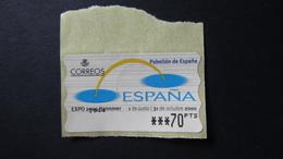 Spain - 2000 - Mi:ES AT43, Yt:ES DI36**MNH - Look Scan - 1931-Heute: 2. Rep. - ... Juan Carlos I