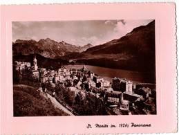 ST. MORITZ - PANORAMA -  (SVIZZERA) - Altri