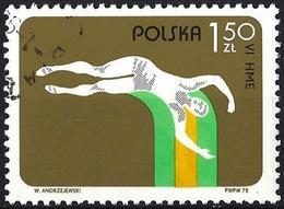 Poland 1975 - Mi 2364 - YT 2203 ( Pole Vault ) - 1944-.... République