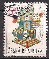 Tschechien  (2001)  Mi.Nr.  294  Gest. / Used  (4fc10) - Czech Republic