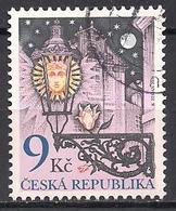 Tschechien  (2003)  Mi.Nr.  380  Gest. / Used  (4fc12) - Czech Republic