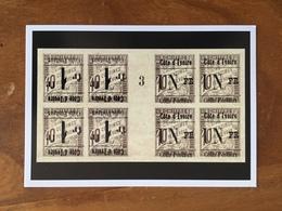"""CARTE POSTALE PRE TIMBREE DU MUSÉE DE LA POSTE """"JOYAUX PHILATELIQUES DE L'AFRIQUE"""" - 2010 - Neuf - Entiers Postaux"""