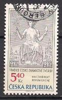 Tschechien  (2002)  Mi.Nr.  312  Gest. / Used  (4fc17) - Gebraucht