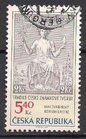 Tschechien  (2002)  Mi.Nr.  312  Gest. / Used  (4fc17) - Czech Republic