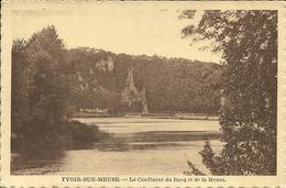 YVOIR - Le Confluent Du Bocq Et De La Meuse - Yvoir