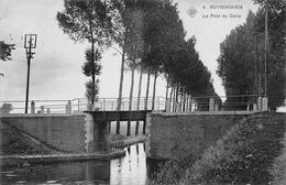 4 Le Pont Du Canal SBP Buizingen (is In Het Blauw) - Halle
