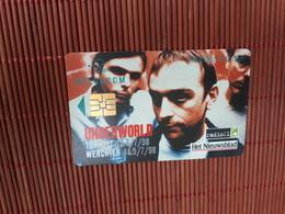 Phonecard Underworld Used - Avec Puce