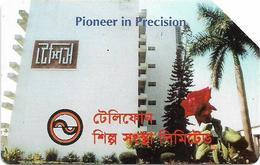Bangladesh - Telephone Shilpa Sangstha (Urmet) - Pioneer In Precision (Big Magnetic Band), 1995, 200U, 120.000ex, Used - Bangladesh