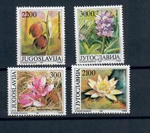 JUGOSLAVIA 1989   - FLORA - FIORI  - MNH ** - Nuovi