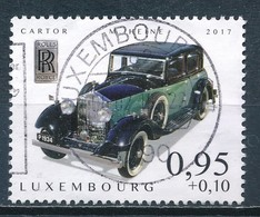°°° LUXEMBOURG - Y&T N°2090 - 2017 °°° - Usati