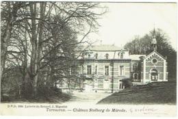 Tervuren. Tervueren. Château Stolberg De Mérode. - Tervuren