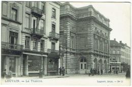 Leuven. Louvain. Le Théâtre. - Leuven