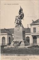 88 Remiremont. Monument Aux Morts - Remiremont