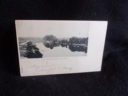 Auvers - Sur - Oise Vu Du Pont.Avant 1903.Voir 2 Scans. - Auvers Sur Oise