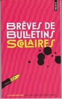 BREVES DE BULLETINS SCOLAIRES - Humour