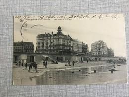 MARIAKERKE LEZ OSTENDE   LES HOTELS ET LA PLAGE - Oostende