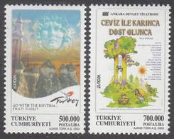TURKEY  Michel  3333/34  ** MNH - Neufs