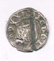 DOUBLE DENARIUS  1508 BOUDEOU FRANKRIJK /6065/ - 476 – 1789  Periodo Feudale