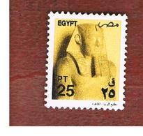 EGITTO (EGYPT) - SG 2235  - 2002 PHARAOH SEOSTRIS III  - USED ° - Usati