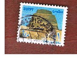 EGITTO (EGYPT) - SG 2242  - 2002 SNOFRU PYRAMIDS  - USED ° - Usati