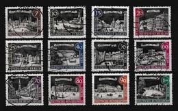 Duitsland Berlin Kleine Verzameling 1962 Nr 196/207 G, Zeer Mooi Lot Krt 4111 - Timbres