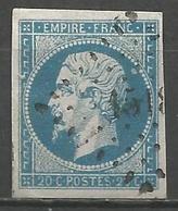 FRANCE - Oblitération Petits Chiffres LP 1518 HEUCHIN (Pas-de-Calais) - Marcophilie (Timbres Détachés)