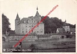 Kasteel Baronesse Henri Gilles De Pélichy - 's Gravenwezel - Schilde - Schilde