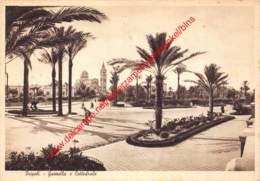 Tripoli - Gazzella E Cattedrale - Libie Libya - Libia