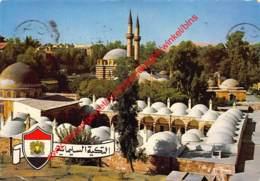 Damascus - Suleymanieh Mosque - Syrie Syria - Syrie
