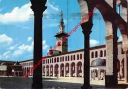 Damascus - Omayyad Mosque - Syrie Syria - Syrie