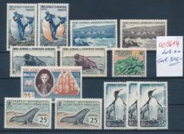 Franz.-Antarktis   ** - Lot....  (oo9614  ) Siehe Scan - Sammlungen