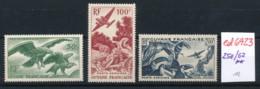 Franz.-Guyana  250-52  **   (ed6923  ) Siehe Scan - Französisch-Guayana (1886-1949)