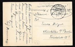 DR.- Schiffpost Karte... (oo9608  ) Siehe Scan - Deutschland