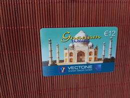 Prepaidcard Netherlands Granam With Logo Vectone Used - GSM-Kaarten, Bijvulling & Vooraf Betaalde