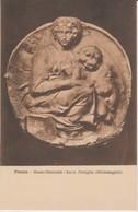 (ART874)  MICHELANGIOLO. SACRA FAMIGLIA - Esculturas