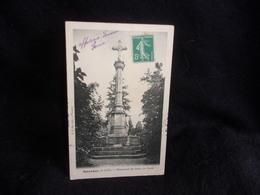 Saint - Leu .Monument Du Prince De Condé .Avant 1903.Voir 2 Scans. - Autres Communes