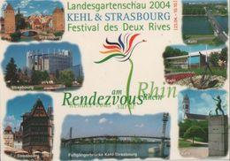 Kehl - Strasborg - Landesgartenschau - 2004 - Kehl