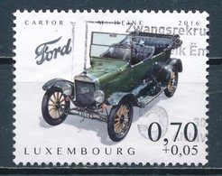 °°° LUXEMBOURG - Y&T N°2053 - 2016 °°° - Usati