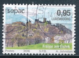 °°° LUXEMBOURG - Y&T N°2042 - 2016 °°° - Usati